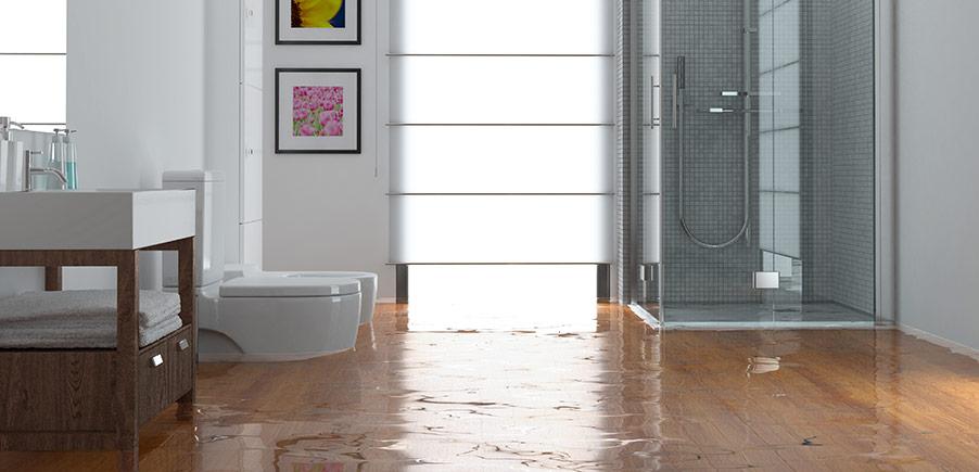 Vattenlarm för säkert hem